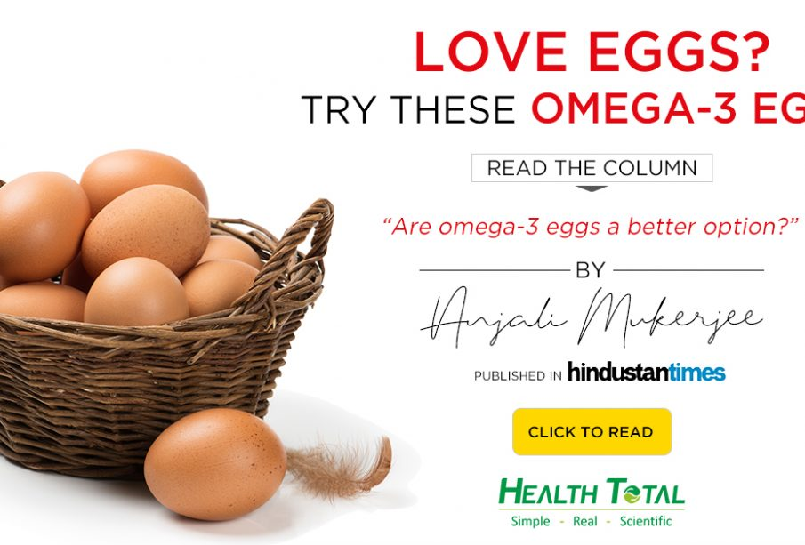 Are Omega-3 eggs a better option?