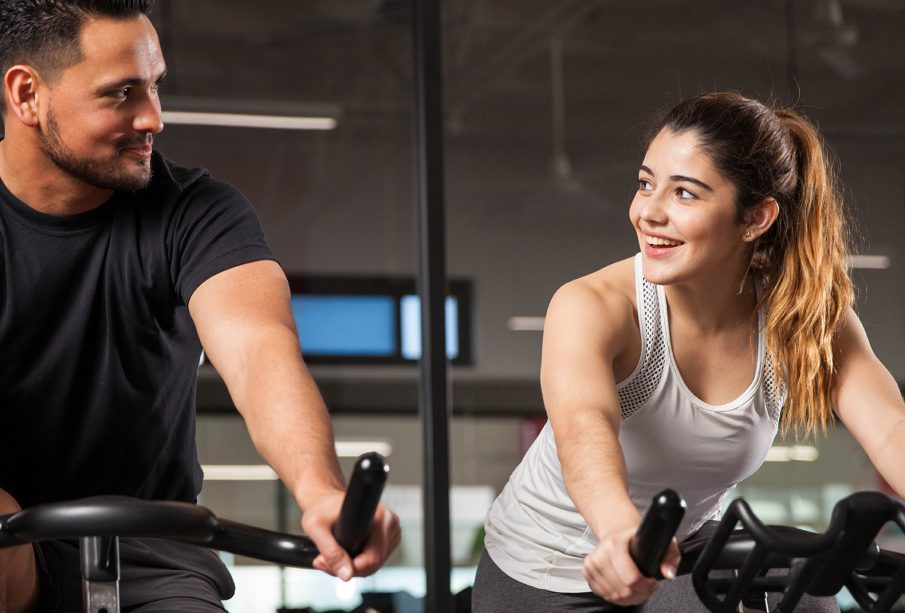 Ask A Friend To Workout Using One Of These Pickup Lines!