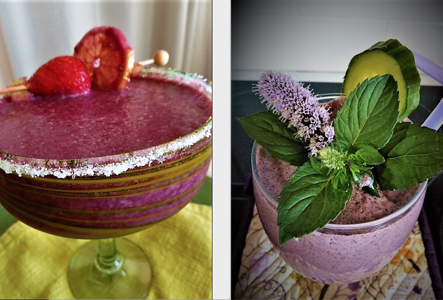Cecilia's Sophisticated Frozen Cocktails (non-alcoholic) With Prebiotic Fibers