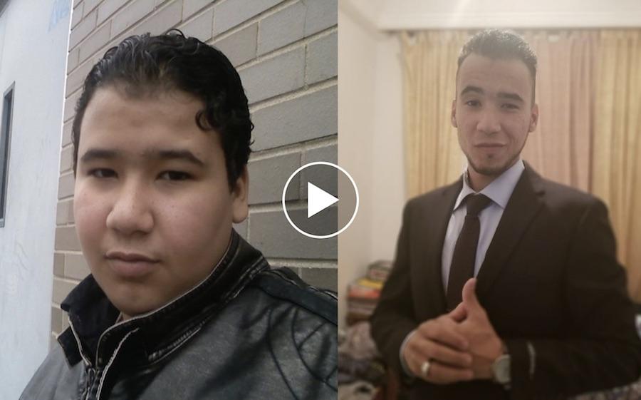 How Mourad Lost 140lbs (63 kgs) with the Help of The Gabriel Method