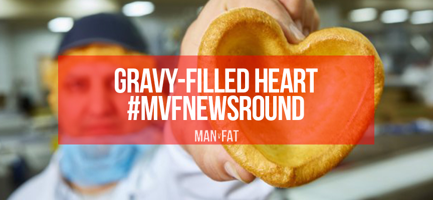 My gravy-filled heart