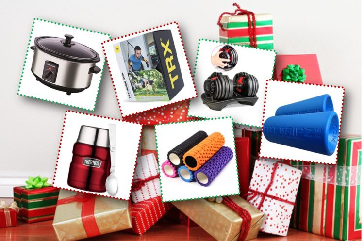 The 14 Best Healthy Christmas Gift Ideas For Fitness Fanatics