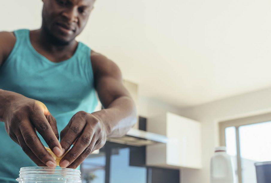 Workout nutrition hacks  - Articles