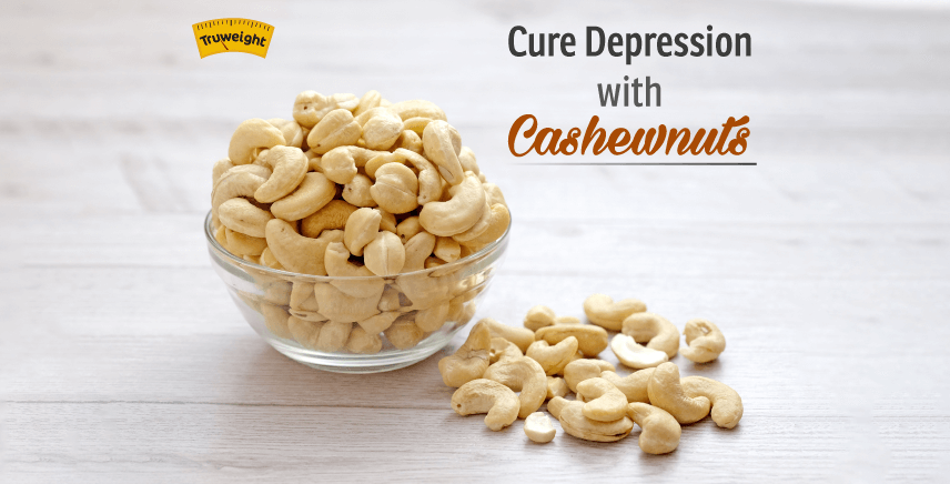 Your Diet For Depression Is Here And It Is Called Cashews