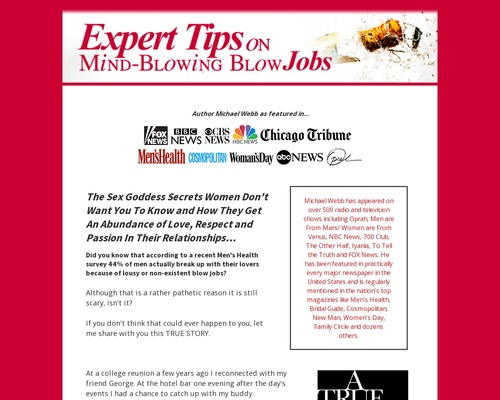 Blow By Blow - Expert Tips On How To Give Mind-blowing Oral Sex Jobs