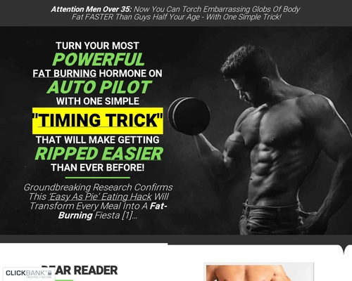 Fat Loss Blueprint
