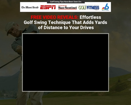 Add 40-70 Yards of Distance   The Official Monster Golf Swing