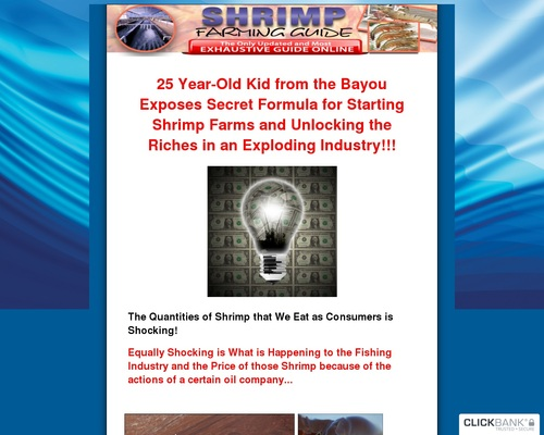 Shrimp Farming Guide