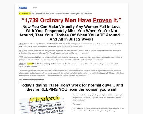 How To Get A Girlfriend - Cupid Love System - New Product