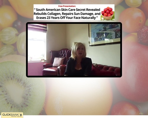 Beauty Food Bible Special Presentation