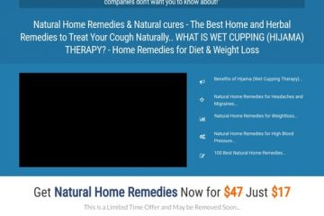Natural Home Remedies -WHAT IS WET CUPPING (HIJAMA) THERAPY?
