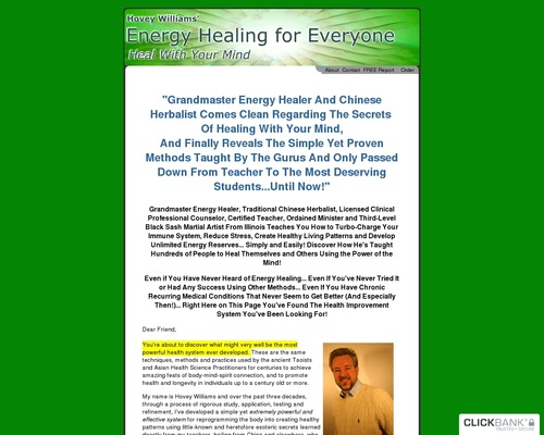 Heal With Your Mind | Energy Healing for Everyone