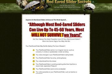 Red Eared Slider Secrets - The Red Eared Slider Secret Manual